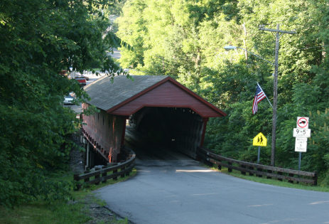 Newfield Covered Bridge