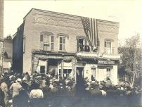 The Newfield Hotel.
