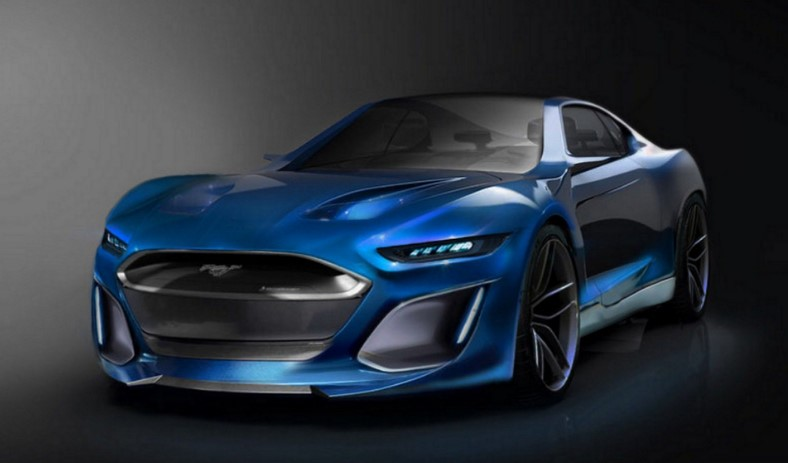 2021 Ford Mustang GT Exterior
