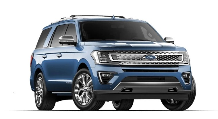 new 2019 ford expedition platinum max price interior