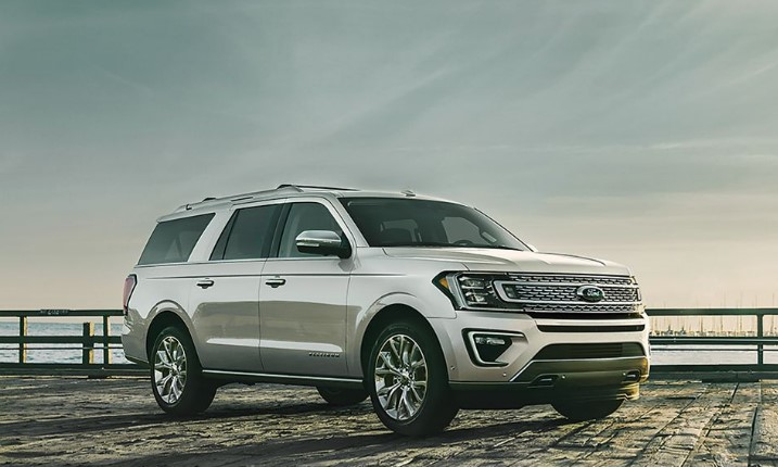 2020 Ford Expedition XLT Exterior