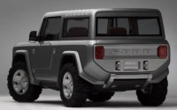 2020 Ford Bronco 2 Door Exterior