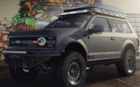 2020 Ford Bronco Off Road Exterior