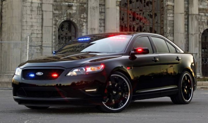 2020 Ford Crown Victoria Exterior