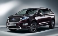 2020 Ford Edge Limited Exterior
