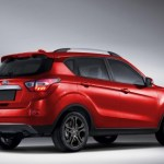 2020 Ford Escape ST Exterior