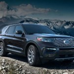 2020 Ford Explorer Limited Exterior
