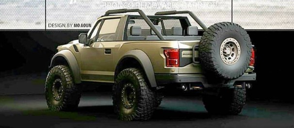 New 2021 Ford Bronco Convertible Price, Release Date ...