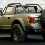 2021 Ford Bronco Convertible Exterior