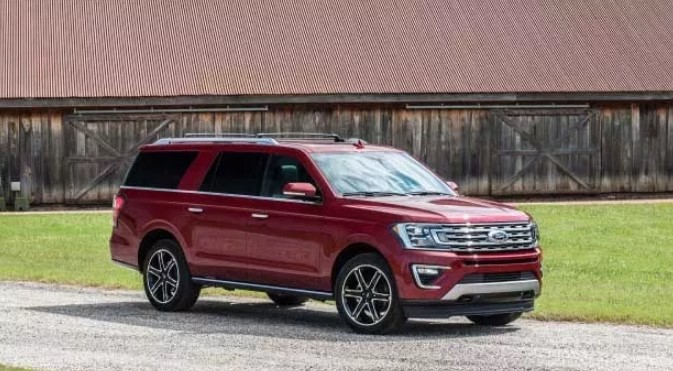2020 Ford Expedition Platinum Exterior