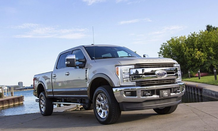 new 2020 ford f250 super duty msrp mpg towing capacity