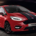 2020 Ford Fiesta ST Line Exterior