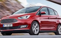 2020 Ford Grand C Max Exterior