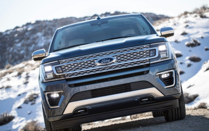 2021 Ford Expedition Diesel Exterior