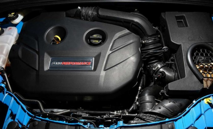 2021 Ford Focus RS MK4 Engine