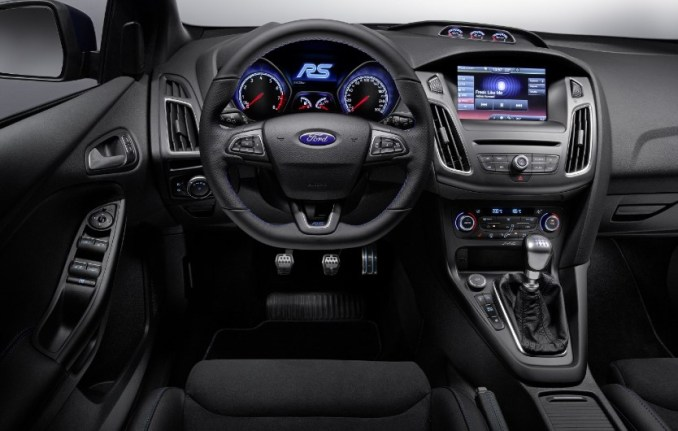 2021 Ford Focus RS MK4 Interior