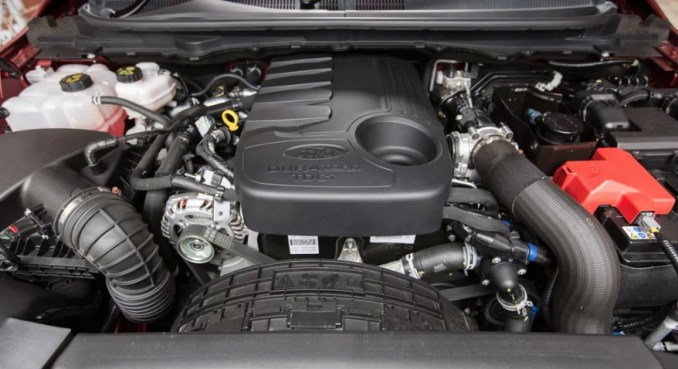 Ford Everest 2021 Engine