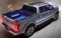 2020 Ford Atlas Exterior
