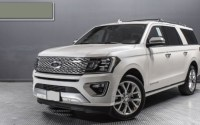 2022 Ford Expedition Max Exterior