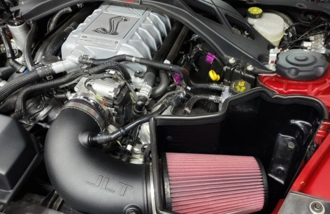 2022 Ford Mustang Shelby GT500 Engine