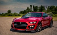 2022 Ford Mustang Shelby GT500 Exterior