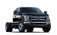 2021 Ford F550 Exterior