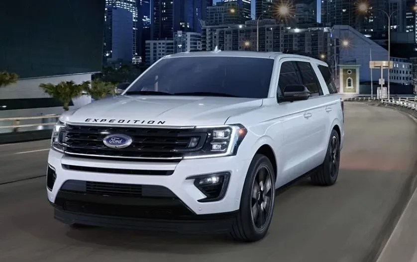 2022 Ford Expedition Exterior