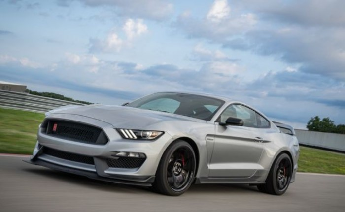 2022 Ford Mustang Shelby GT350 Exterior