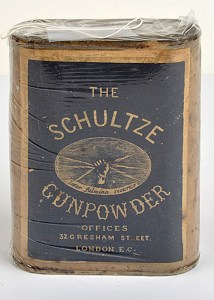 schultze gunpowder factory