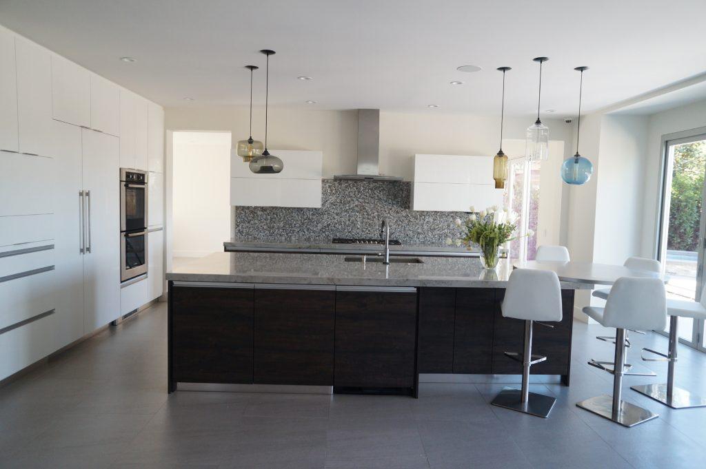 Custom Kitchen Cabinets Orange County  Newform Kitchen