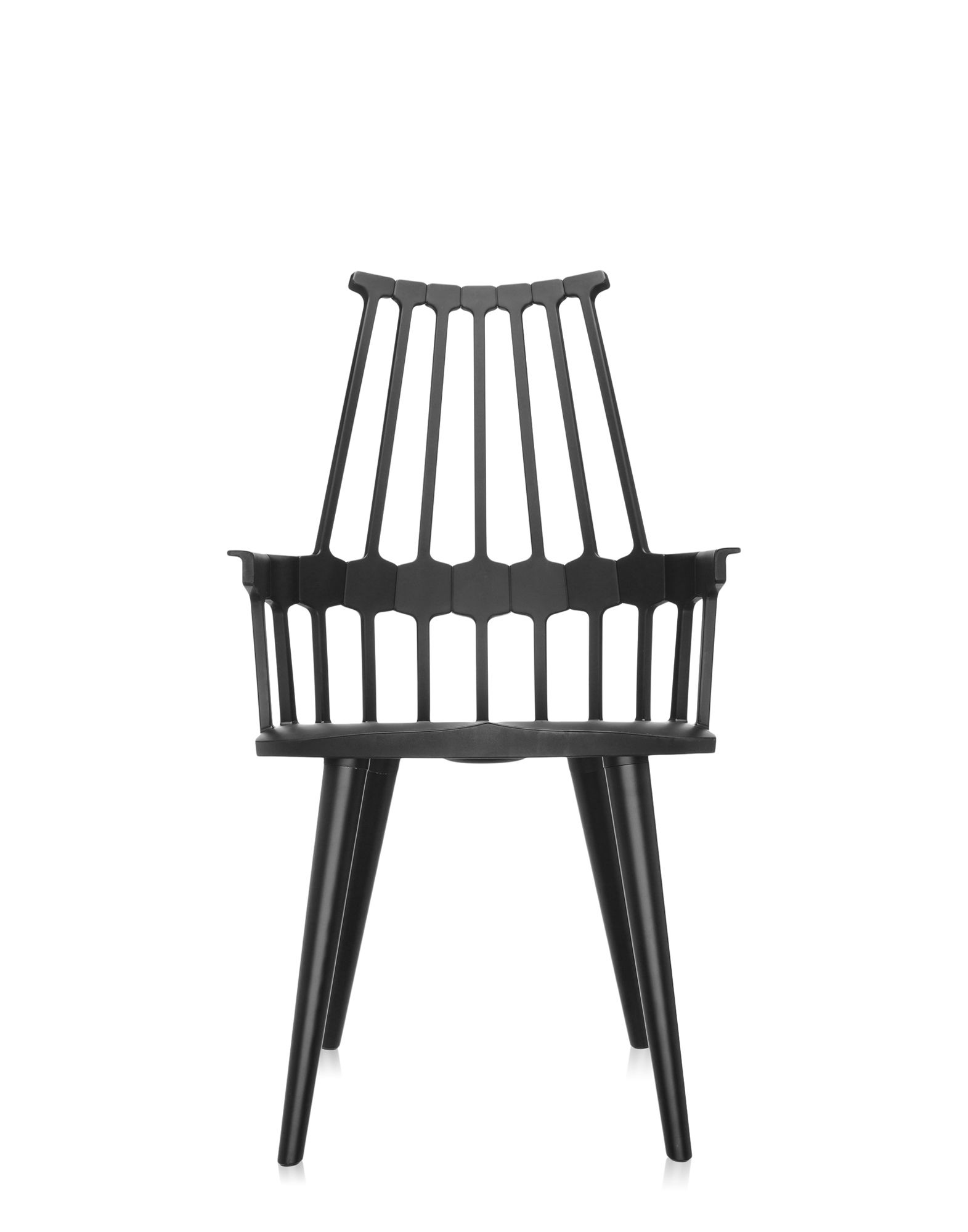 Windsor Chairs Black Kartell Comback Chair Black Chair Kartell Design Chairs Newformsdesign