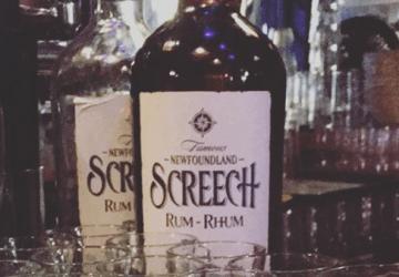 The Newfoundland Screech-In Ceremony