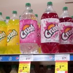 Crush Soda in Newfoundland