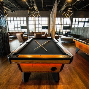 Pool in St. John's at The Rec Room