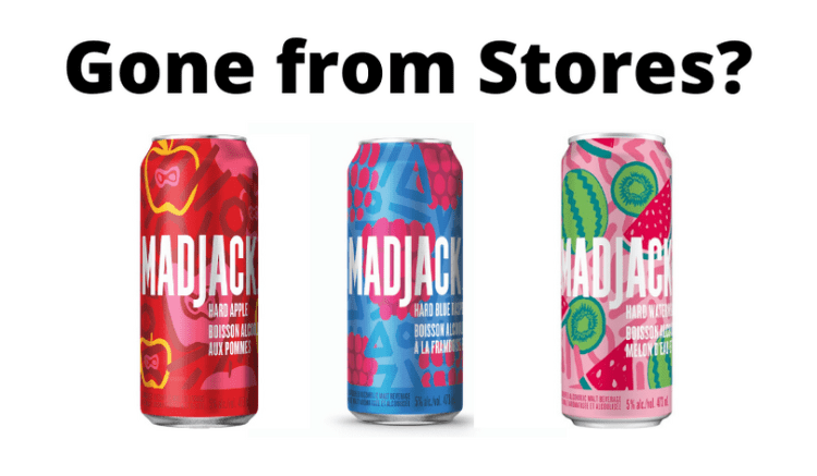 Mad Jack in Newfoundland convenience stores no more