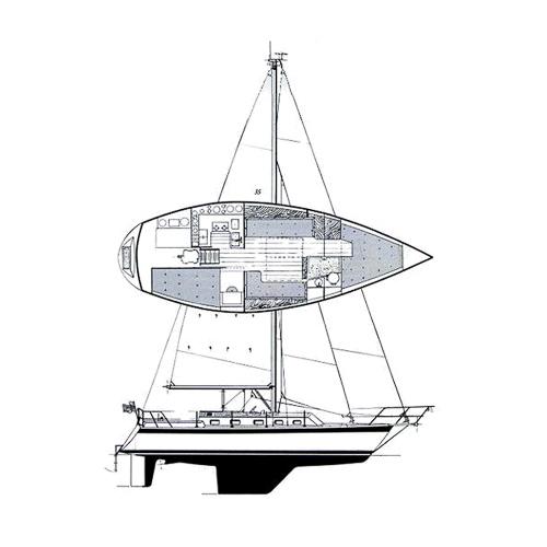 Illustration of a Caliber 35lrc