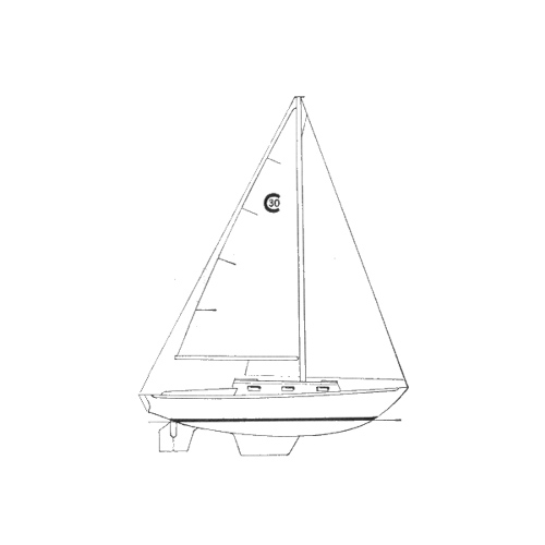 Illustration of a Creekmore 30