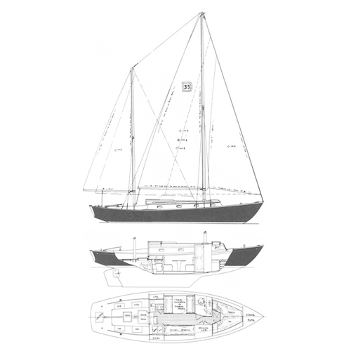 Illustration of a Dickerson 35