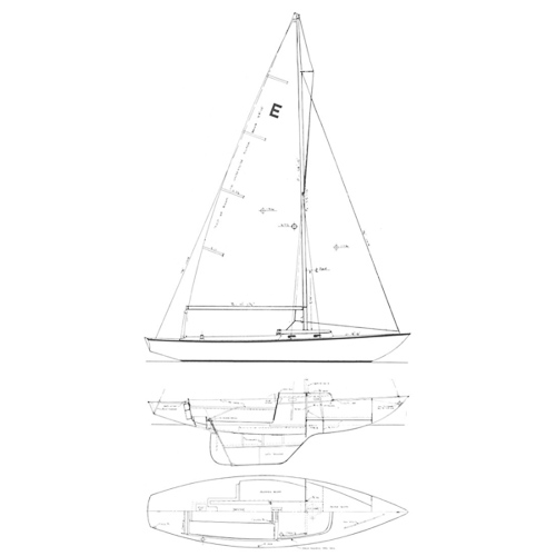 Illustration of a Endeavour 26