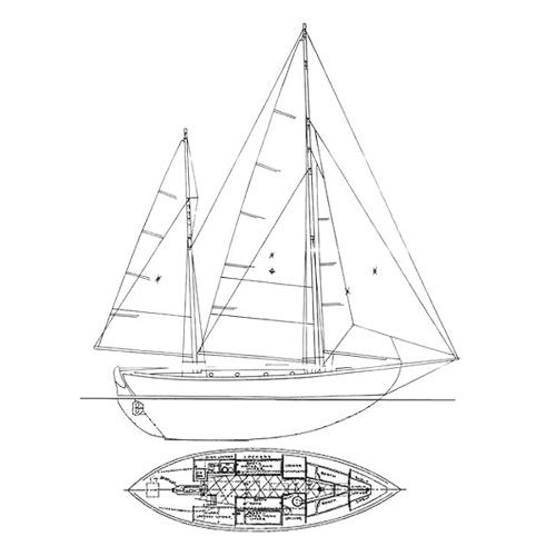 Illustration of an Ingrid 38