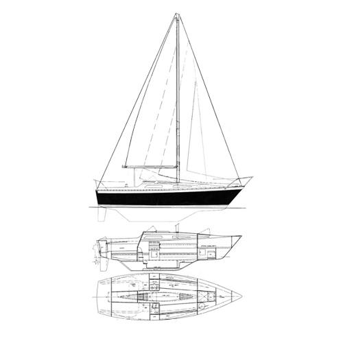 Illustration of a Lancer 25