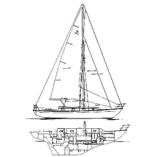 Illustration of a Spencer 42