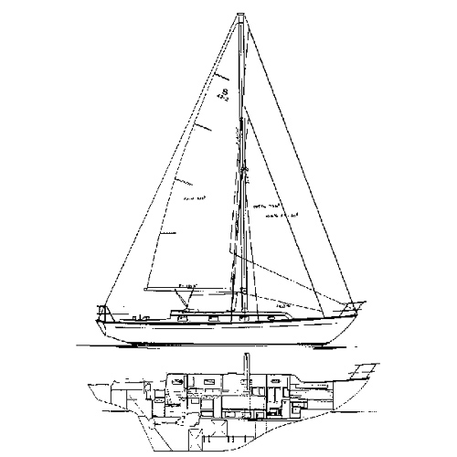 Illustration of a Spencer 42