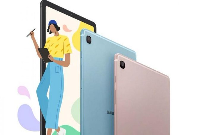 Samasung Galaxy Tab S6 Lite Launched In India With Many Amazing Features:-