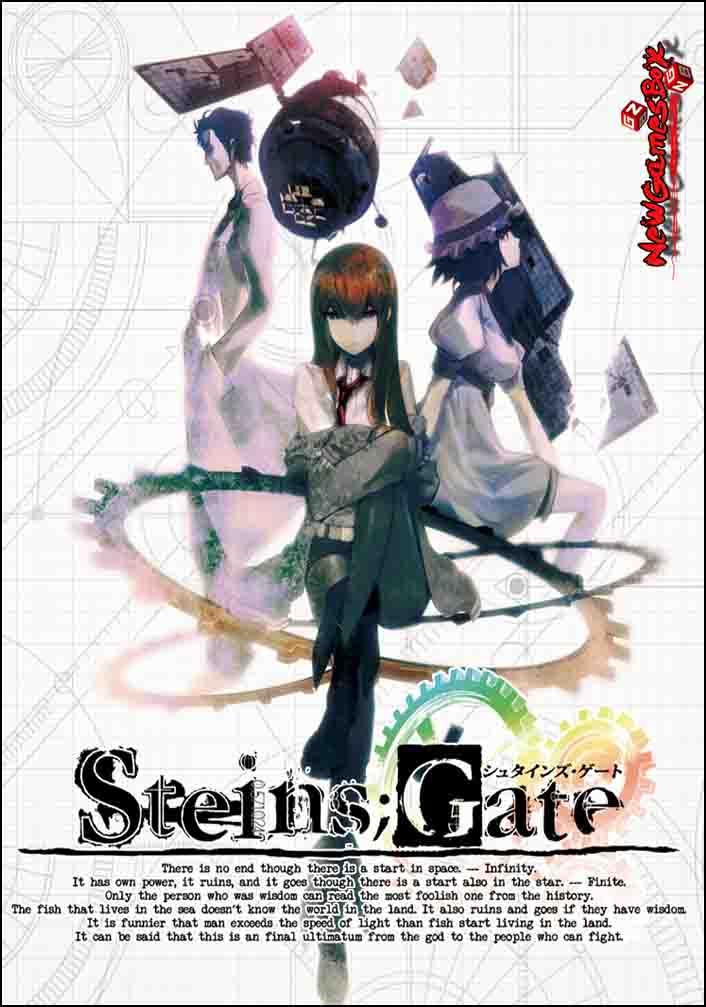 Download Steins Gate : download, steins, Steins, Download, Version, Setup