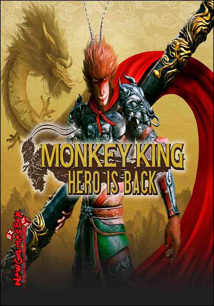 Download Monkey King Hero Is Back : download, monkey, Monkey, Download, Setup