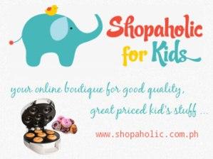 Shopaholic for Kids