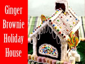 Ginger Brownie Holiday House