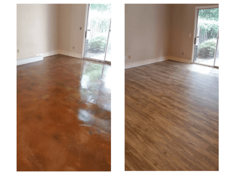 wood floor cleaning charlotte nc