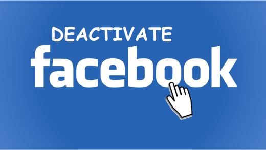 how do I deactivate my Facebook account Temporary